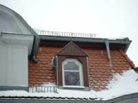 Fensterecke außen