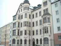 Fenster Kaßberg braun